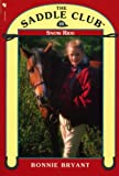 Front cover for the book Snow Ride by Bonnie Bryant