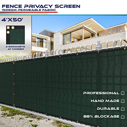 Windscreen4Less Heavy Duty Privacy