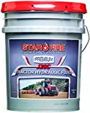 Star Fire Premium Lubricants J20C Tractor Hydraulic Fluid, 5 gallon, Pail