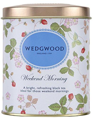 (Wedgwood China Wedgwood Wild Strawberry Weekend Morning Tea 100g)