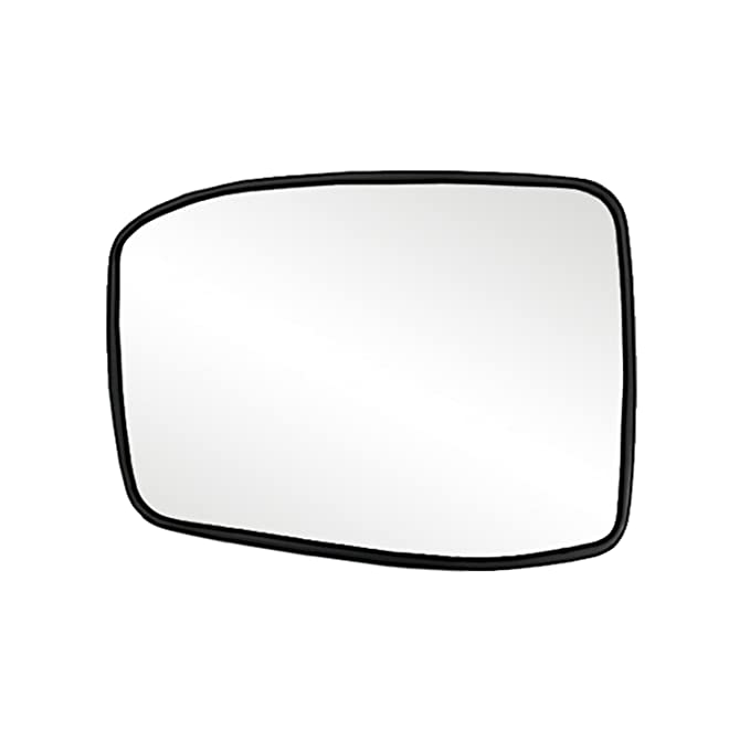 Left Side Covex Wing Mirror Glass For Honda Shuttle Fits to Reg 1995 To 2001