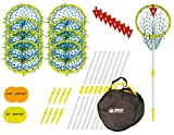 Park & Sun Sports Disc Golf Target Hoop and Accessory Set: Super Loop 9, Deluxe Set