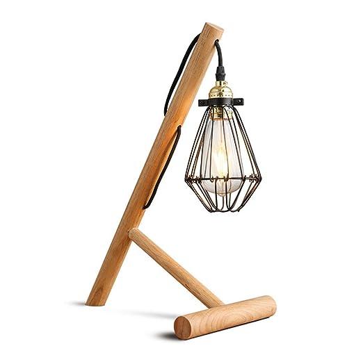 Lámpara de escritorio Estilo simple y moderno Brisa de espiga ...