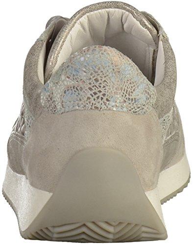 12 Lissabon Sneaker 34020 Women Ara Grey OqBEdPxw6C