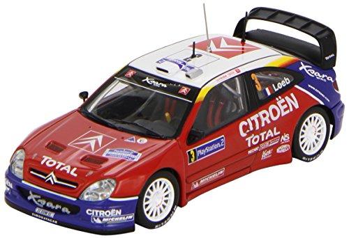 Auto Art - Vehicules - A60438 - citroen Xsara WRC 2004 - 1/43