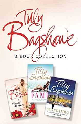 book cover of Tilly Bagshawe 3-book Collection