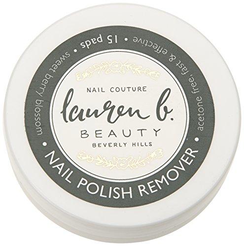 Lauren B. Beauty Botanical Nail Treatments Nail Polish Remover