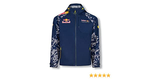 Red Bull - Chaqueta Impermeable - para Hombre: Amazon.es ...