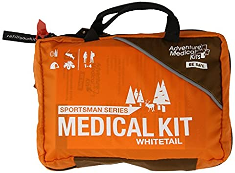 Adventure Medical Kits Sportsman Series Whitetail First Aid Kit - First Aid Dressing Medicine