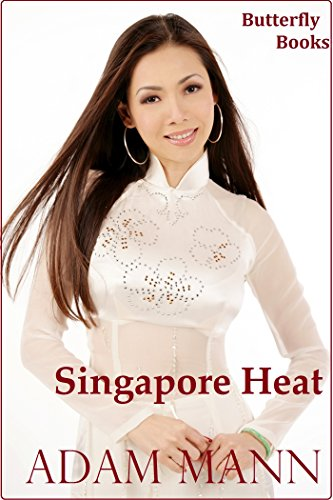 Book: Singapore Heat by Adam Mann