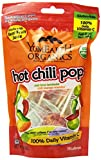 Yummy Earth Organic Hot Chili Pops, Gluten Free, 3-ounces (Pack of6)