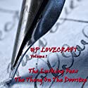 H. P. Lovecraft, Volume 1: 'The Lurking Fear' and 'The Thing on the Doorstep' Audiobook by H. P. Lovecraft Narrated by David Healy