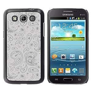 Be Good Phone Accessory // Dura Cáscara cubierta Protectora Caso Carcasa Funda de Protección para Samsung Galaxy Win I8550 I8552 Grand Quattro // Psychedelic Pattern