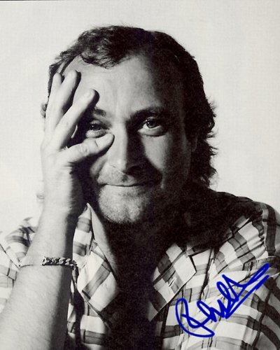 Autographed Preprint Signed Photo (Collins Autographs)