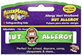Allermates Kids Medical Wristband - Nutso (Tree Nut Allergy) offers