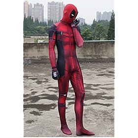 - 516p2wy5H1L - Pizone Unisex Spandex Zentai Halloween Onesie Fullbody Elastic Bodysuit Adult/Kids