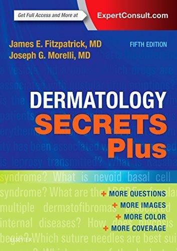 Dermatology Secrets Plus, 5e by Fitzpatrick MD James E. Morelli MD Joseph G. (2015-12-04) Paperback