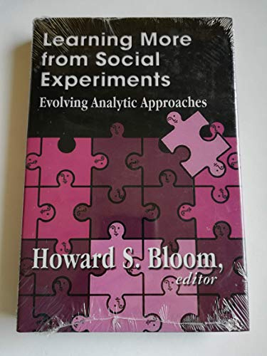Learning More from Social Experiments: Evolving Analytic...