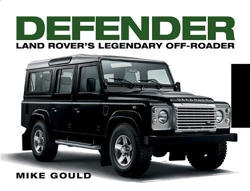 Land Rover Defender Mike Gould product image