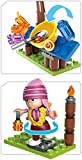 Mega Construx Despicable Me 3 Family Luau Party Building Set