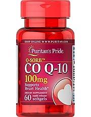 Puritan's Pride Q-SORB Co Q-10 100 mg, 60ct