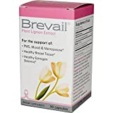 Barlean's, Brevail Plant Lignan Extract, 30 Capsules - 3PC