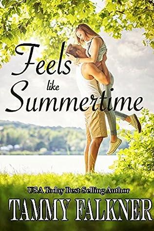 book cover of Feels like Summertime