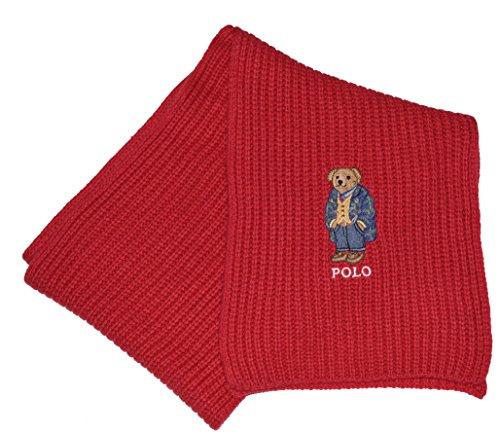 eb641431fd44c Polo Ralph Lauren Men s Polo Bear Scarf