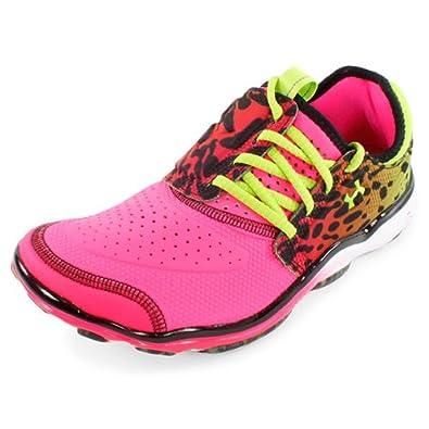 najnowsza zniżka bardzo tanie najlepszy wybór Under Armour Lady UA Toxic Six Running Shoes - 8.5 Green ...