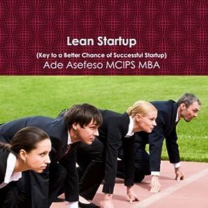 Lean Startup Audiobook