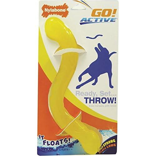 50%OFF Nylabone Go!Active Large Odd Stick Tug Dog Toy