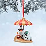 Disneys Frozen Olaf Sketchbook Ornament