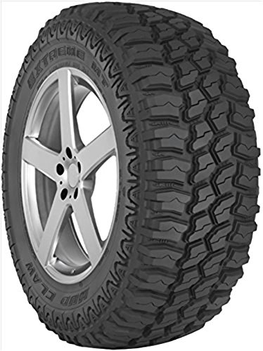 Multi Mile Mud Claw Extreme MT 33x12.50R15 by Multi-Mile (Image #1)
