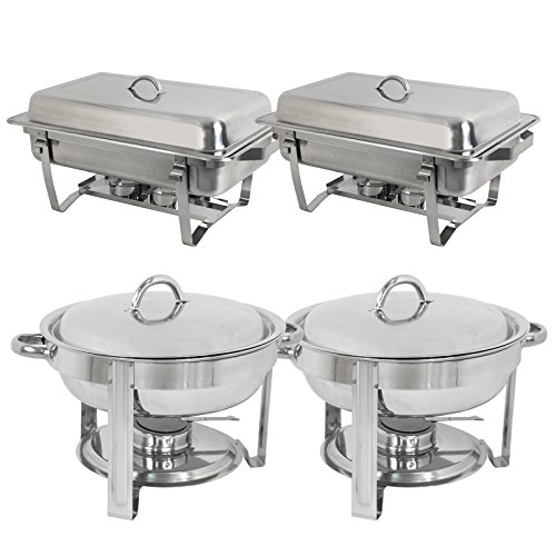 8 serving dish set - 5