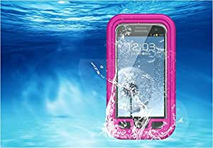 Good Time™ Durable Waterproof Dustproof Snowproof Shockproof Protective Cover Case for Samsung Galaxy S3 Red