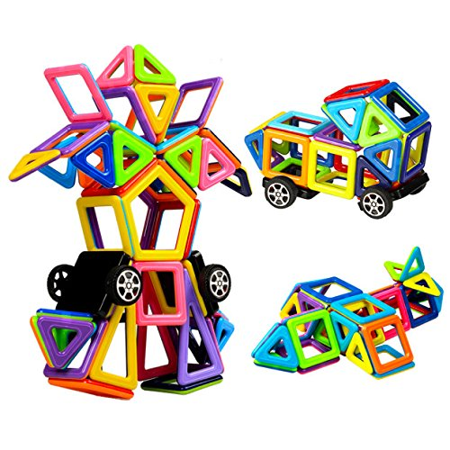 Innoo Tech 吸铁石搭建玩具 76片