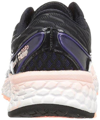 New Balance Frauen Fresh Foam 1080v7 Laufschuh Tiefes Violet / Sonnenaufgang