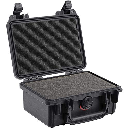 Pelican 1120 Case With Foam (Black) (Camera Hard Case)
