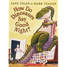 How Do Dinosaurs Say Good Night?: Book and CD
