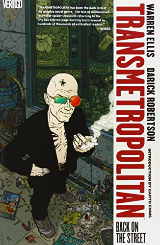 Transmetropolitan, Vol. 1: Back on the Street
