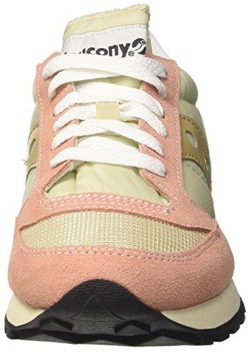 Femme Tan 31 Jazz Clay Baskets Mut Rose Vintage Original Saucony ITvqff