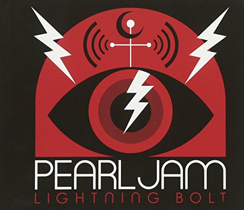 Which is the best pearl jam cd lightning bolt?