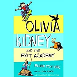 Olivia Kidney and the Exit Academy
