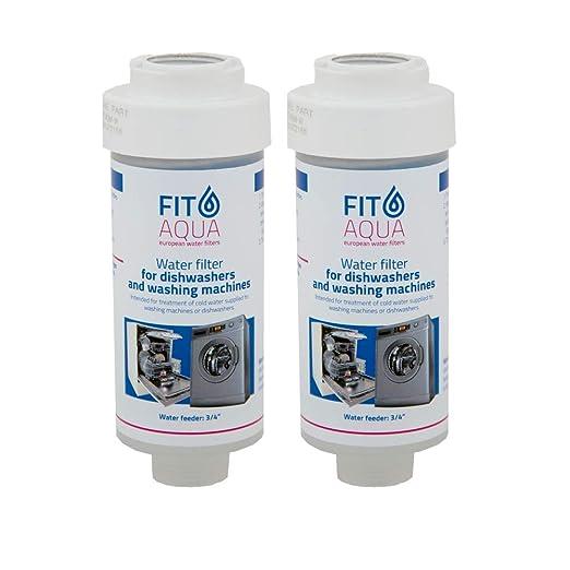 FIT Aqua AC de WSM AM I de Juego de 2 x lavadora filtro ...