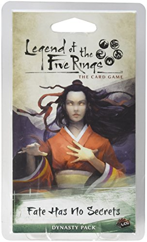 Legend of the Five Rings: The Card Game - Fate has no Secrets Expansion Pack by Fantasy Flight Games
