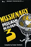 img - for Missionary Program Builder No. 3 book / textbook / text book