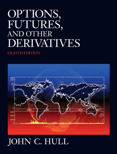 Options, Futures, and Other Derivatives and DerivaGem CD Package (8th Edition) by Prentice Hall
