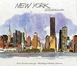 New York Sketchbook (Sketchbooks) [Idioma Inglés]