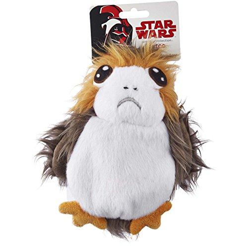 Star Wars Porg Flattie Dog Toy, Small