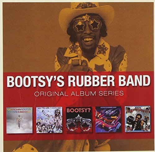 Original Album Series (5 Pack) by Bootsy's Rubber Band ()